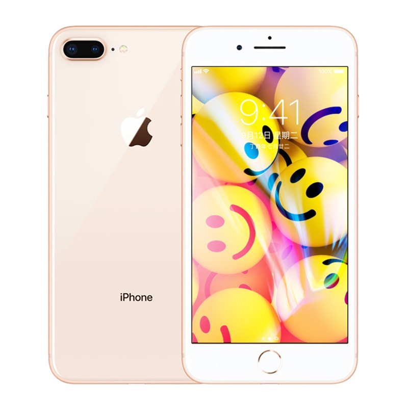苹果(Apple) iPhone8 Plus 移动联通电信全网通4G手机 5.5英寸