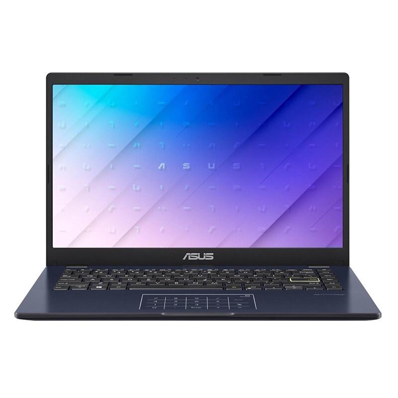华硕 E410MA 笔记本 赛扬四核N4120/8G/256G/集显/14.1寸/黑