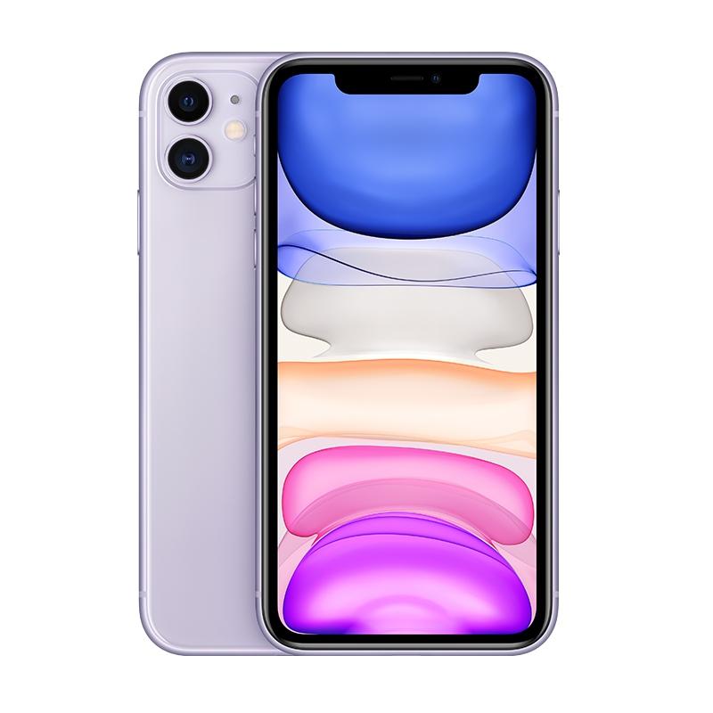 苹果 iphone 11 全网通4G手机 256G 双卡双待 6.1寸
