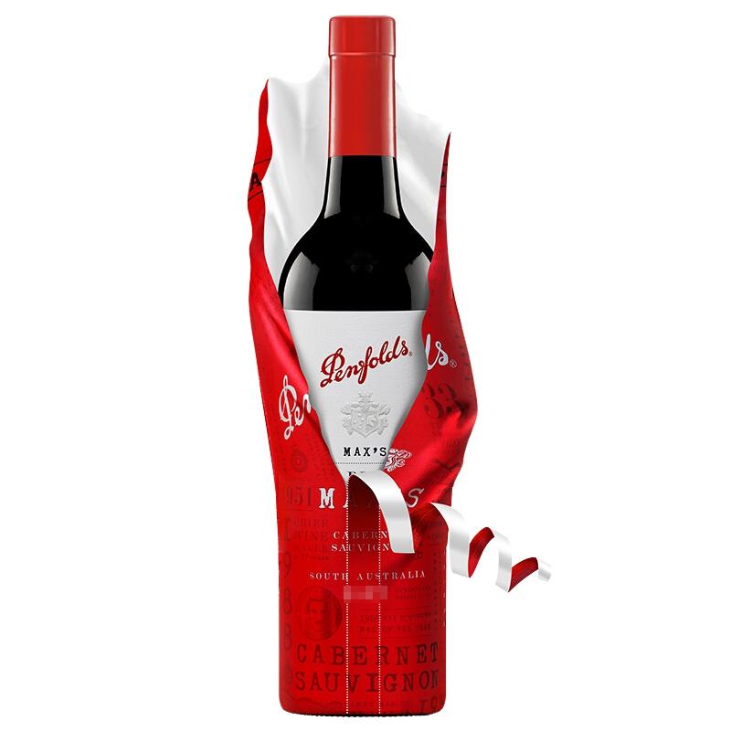 奔富麦克斯 Max's 2018年 赤霞珠干红葡萄酒