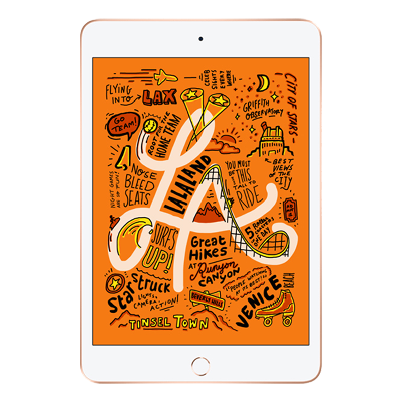 苹果 iPad mini 5 平板电脑 7.9英寸 64G wifi版