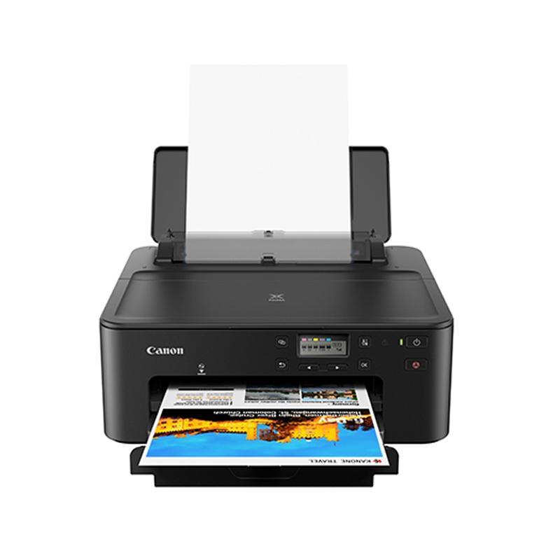 佳能 TS708 彩色喷墨打印机 A4幅面 无线网络双面打印
