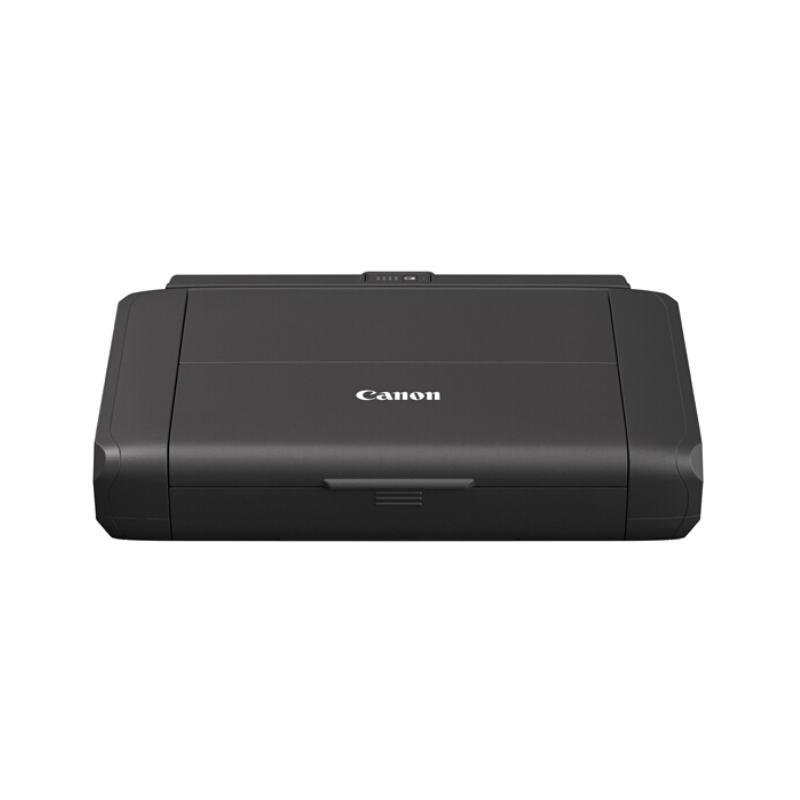 佳能 TR150 彩色喷墨打印机 A4幅面 无线便携式